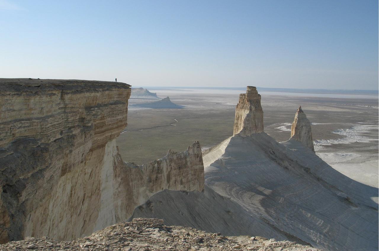 Wüste Abenteuer in Turkmenistan, Kasachstan und Usbekistan – April/Mai 2018